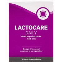 Lactocare Daily, 60 stk.